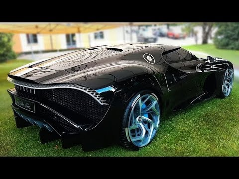 6 MOST EXPENSIVE CARS IN THE WORLD