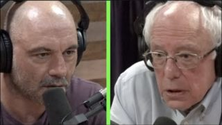 """Joe Asks Bernie Sanders """"Is There a Solution to Mass Shootings?"""""""