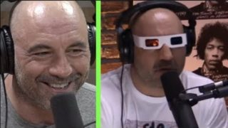 Joe Rogan Used to Get Way Too High Before Every Podcast