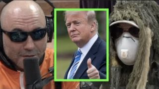Trump to Give Out $1,000 a Month to Americans? w/Duncan Trussell | Joe Rogan