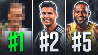 Top 25 Highest Paid Athletes of 2020