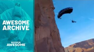 Extreme Big Air Tricks | Awesome Archive