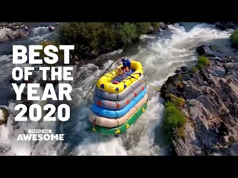 Best of the Year 2020   People Are Awesome   Feat. Gryffin & Audrey Mika